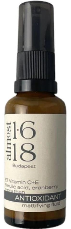 almost 1.618 ET Vitamin C + E + Ferulic Acid Antioxidant Fluid
