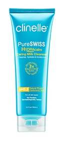 Clinelle Pureswiss Hydracalm Caring Milk Cleanser