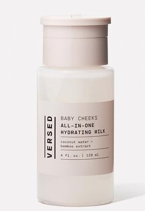 Versed Baby Cheeks All-In-One Hydrating Milk