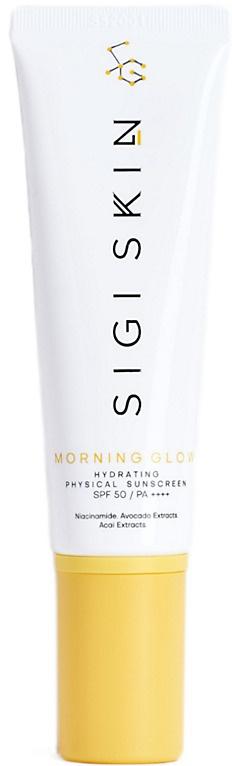 Sigi Skin Morning Glow Physical Sunscreen