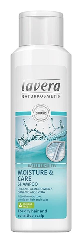 lavera Moisture & Care Shampoo