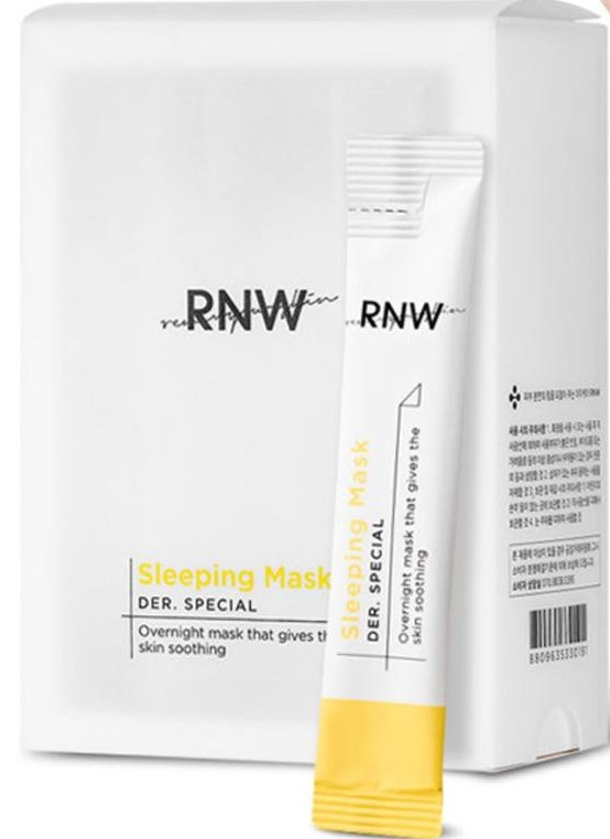 RNW Der.Special Sleeping Mask