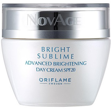 Oriflame Bright Sublime Advanced Brightening Day Cream Spf20
