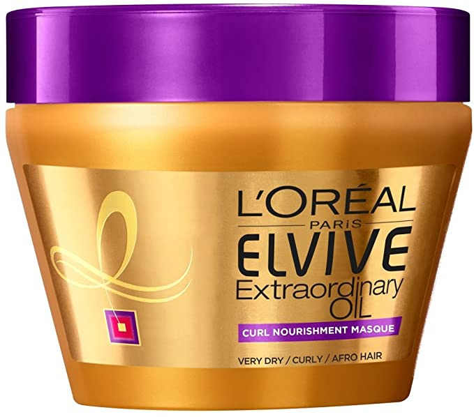 L'Oreal Elvive Curl Nourishment Masque