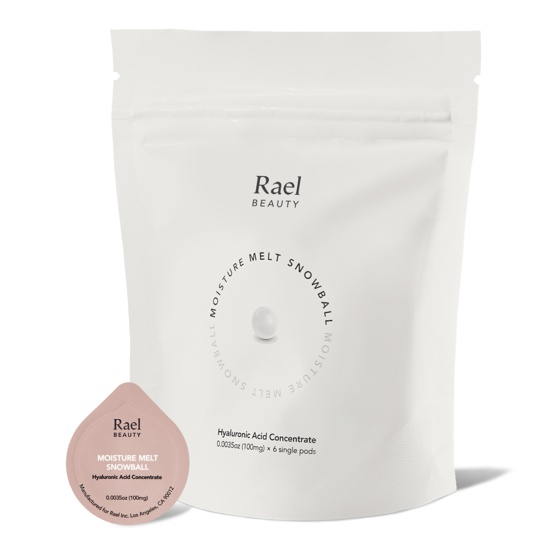 Rael Moisture Melt Snowball Hyaluronic Acid Concentrate