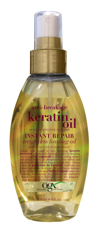 OGX Keratin Oil Weightless Rapid Reviving Oil