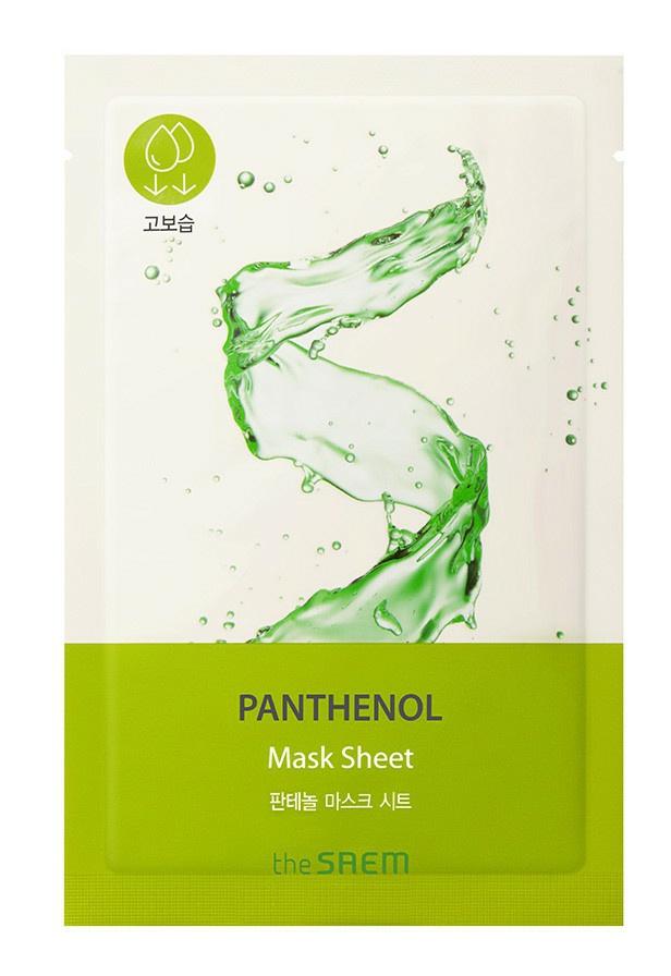The Saem Bio Solution Moisturizing Panthenol Mask Sheet