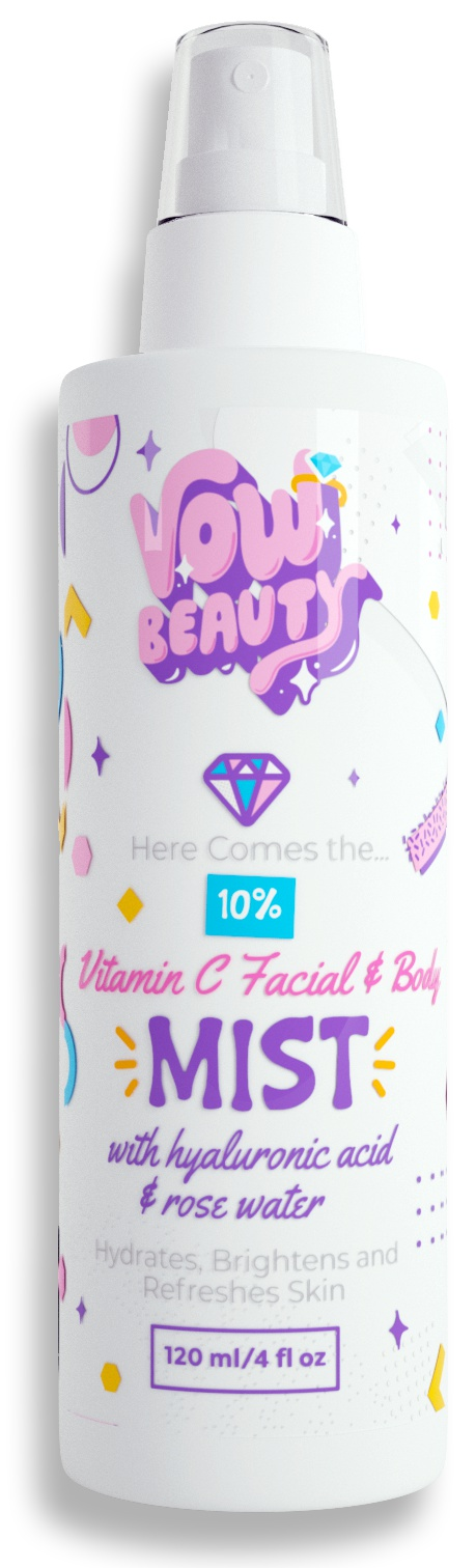 Vow Beauty Here Comes The...10% Vitamin C Facial & Body Mist