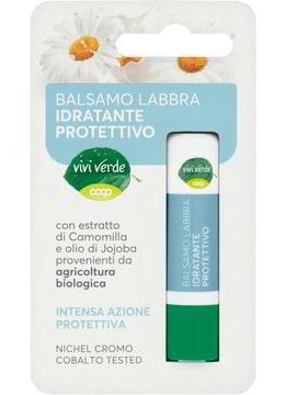 Coop Vivi verde Balsamo Labbra Idratante Protettivo