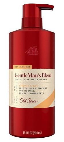 Old Spice Gentleman Blend