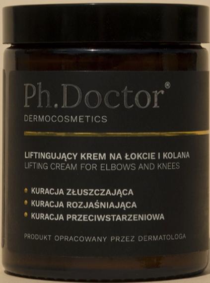 ph.doctor Liftingujący krem na łokcie i kolana