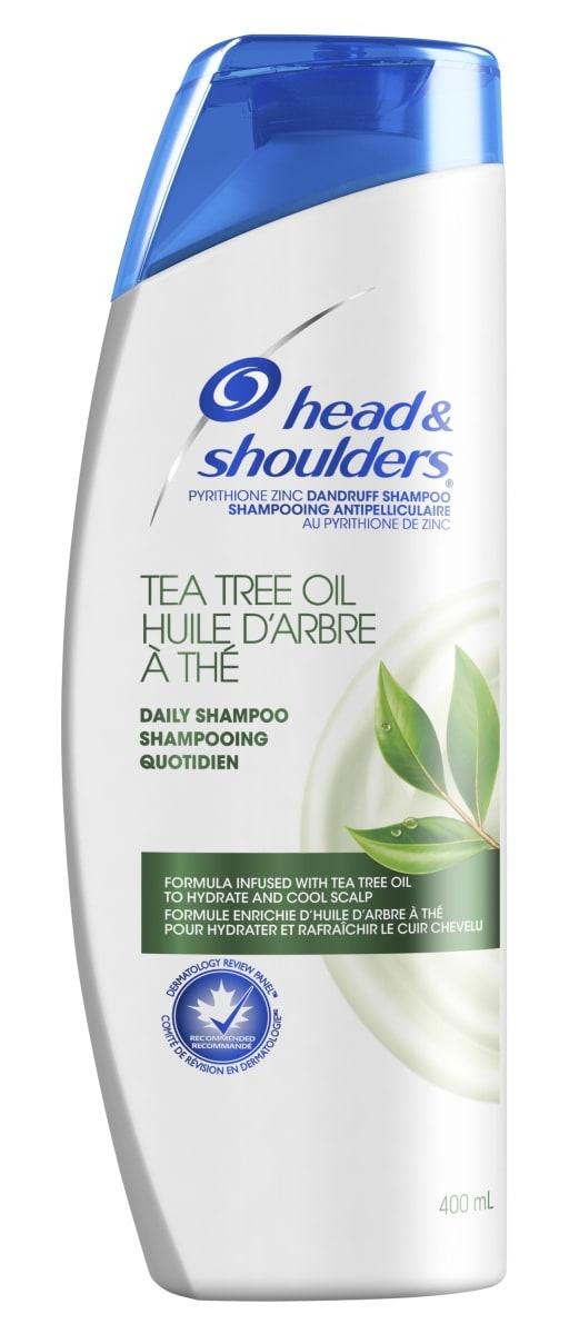 Head & Shoulders Tea Tree Shampoo