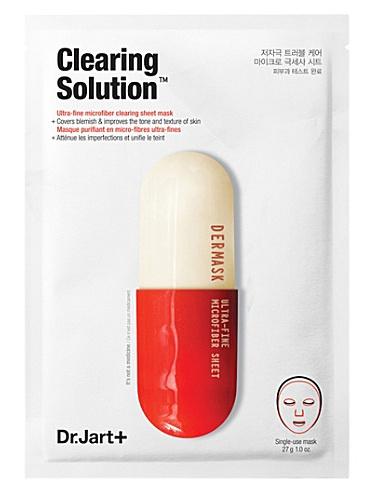 Dr. Jart+ Dermask Clearing Solution Ultra-Fine Microfiber Sheet Mask