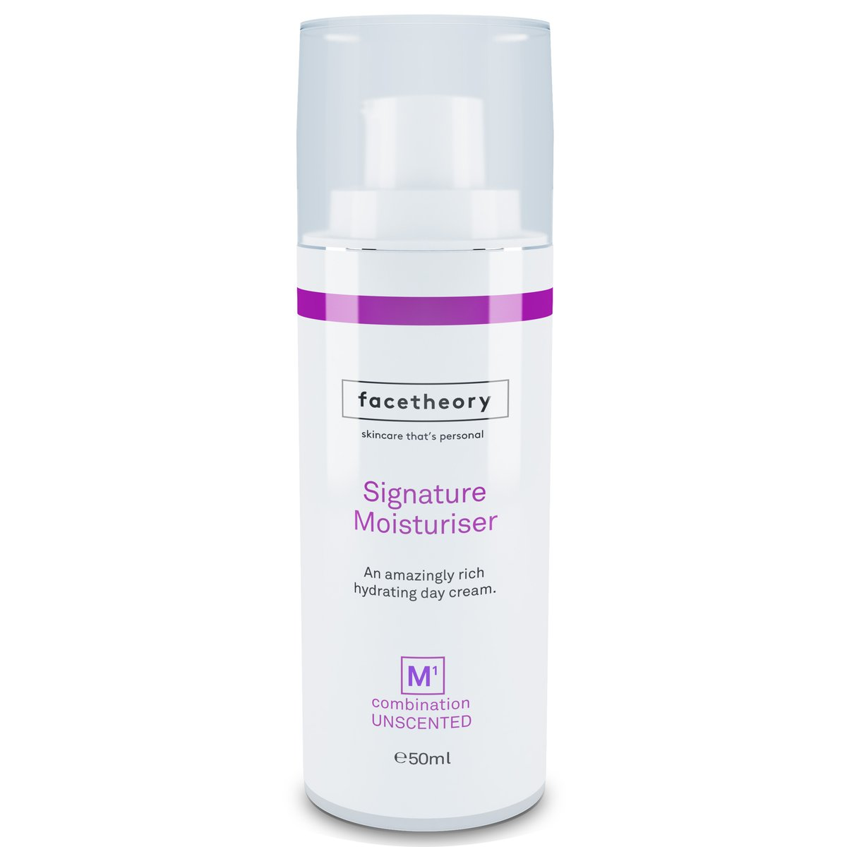 facetheory Signature Moisturiser M1