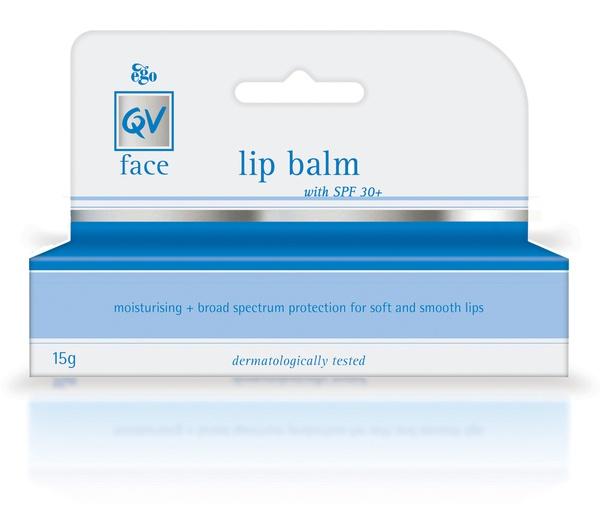 QV Ego Face Lip Balm