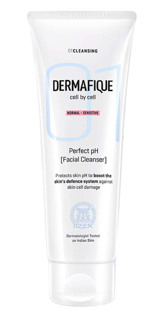 DERMAFIQUE Perfect Ph Facial Cleanser
