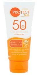 ASDA Protect Spf 50+ Face Q10 Anti-Age Sun Cream
