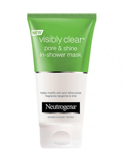 Neutrogena Pore&Shine In-Shower Mask