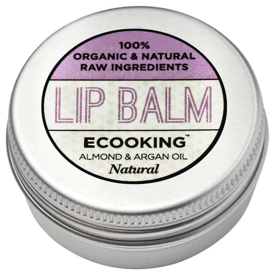 Ecooking Lip Balm Natural