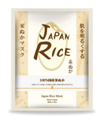Sincere Laura Sincere Grace Japan Rice Mask