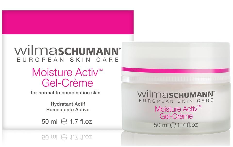 Wilma Schumann Moisture Activ™ Gel-Crème