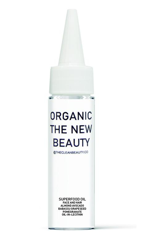 ORGANIC THE NEW BEAUTY Superfood Face And Hair Oil