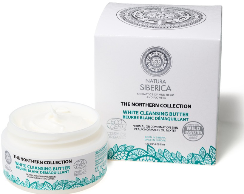Natura Siberica White Cleansing Butter