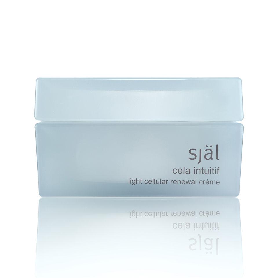 själ Cela Intuitif Light Cellular Renewal Crème