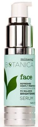Mineral botanica Brightening Serum