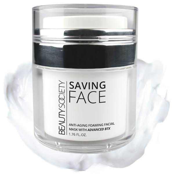 Beauty Society Saving Face