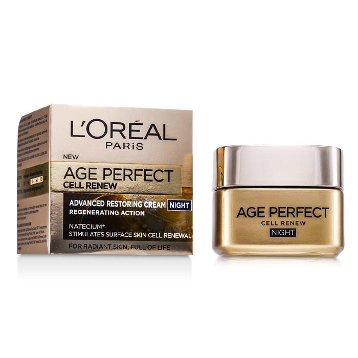 L'Oreal Age Perfect Advanced Restoring Night Cream