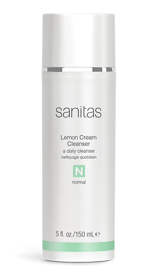 Sanitas Lemon Cream Cleanser