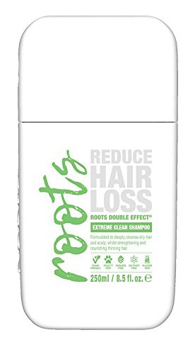 Roots Extreme Clean Shampoo