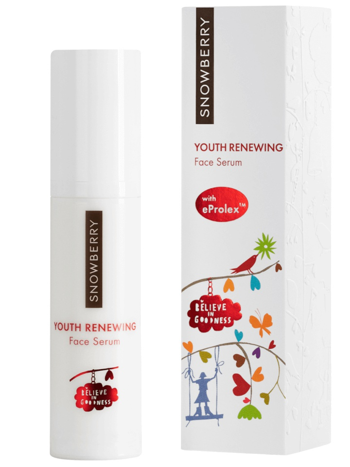 Snowberry Youth Renewing Serum With Eprolex™