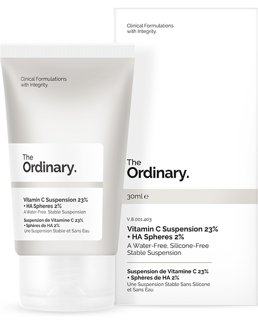 23.0% | Vitamin C Suspension 23% + Ha Spheres 2%