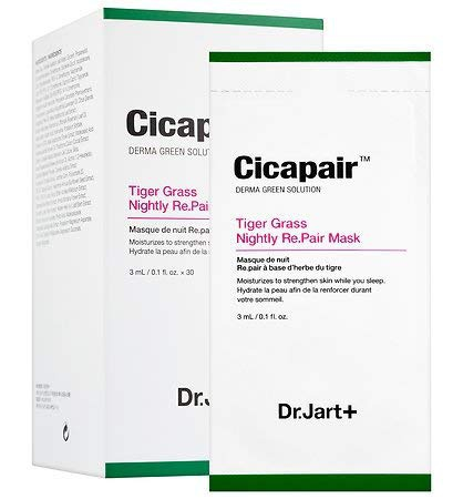 Dr. Jart+ Tiger Grass Nightly Re.Pair Mask