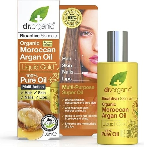 Dr Organic Organic Moroccan Argan Oil