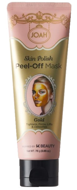 JOAH Skin Polish Gold Peel-Off Mask
