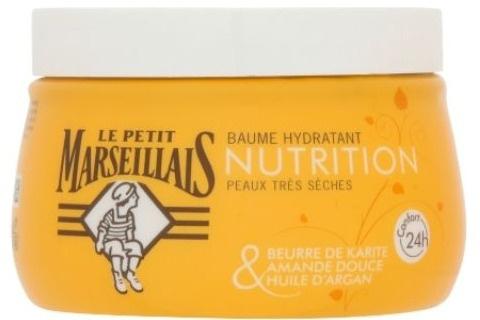 Le Petit Marseillais Shea Butter, Sweet Almond & Argan Oil Nourishing Body Balm