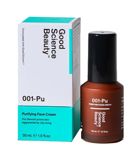 Good Science Beauty 001-Pu Purifying Face Cream