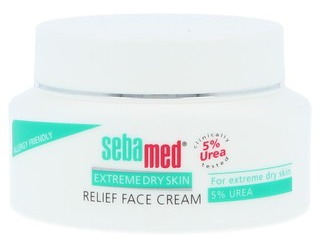 5.0% | Extreme Dry Skin Relief Face Cream 5% Urea