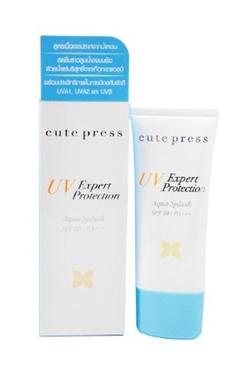 cute press UV Expert Protection Aqua Splash Spf 50+ Pa+++
