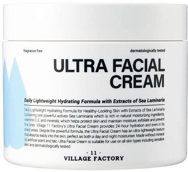 VILLAGE 11 FACTORY Ultra Facial Cream