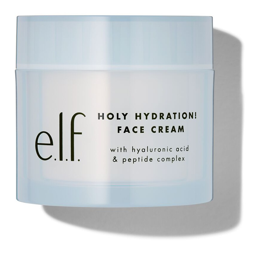 e.l.f. Holy Hydration! Face Cream - Fragrance Free