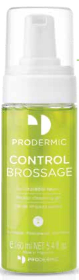 Prodermic Control Brossage