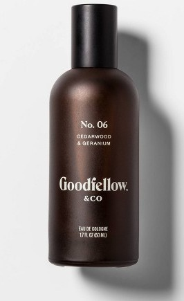 Goodfellow & Co. No.6 Cedarwood & Geranium