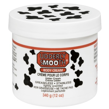 UDDERLY SMOOTH Udder Cream