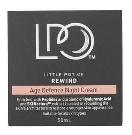 LPO Rewind Age Defence Night Cream