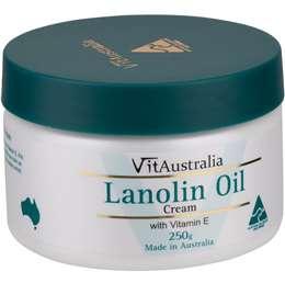 Vitaustralia Lanolin Oil Cream