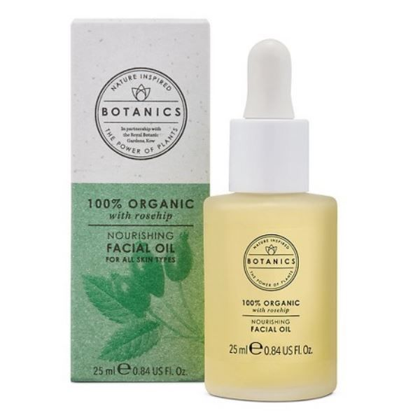 Botanics Nourishing Facial Oil With Rosehip